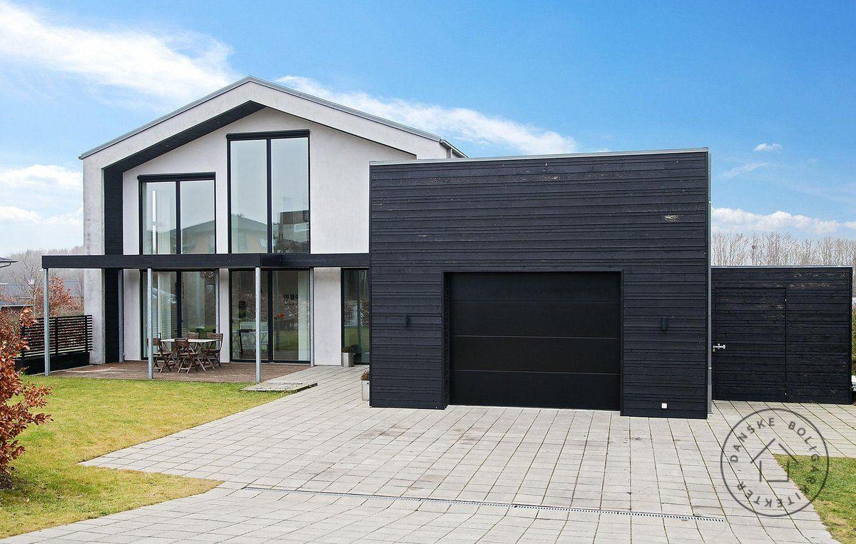 Find projekt Arkitekter, Garager og Facade design