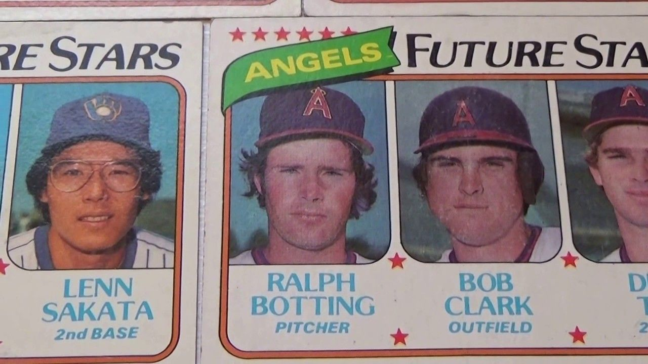 1980 topps 89 leafdonruss 90 baseball card videos