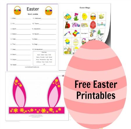 free easter printables free letter from the easter bunny crafts more