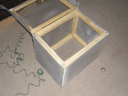Instructable for Faraday Cage to protect electronics from