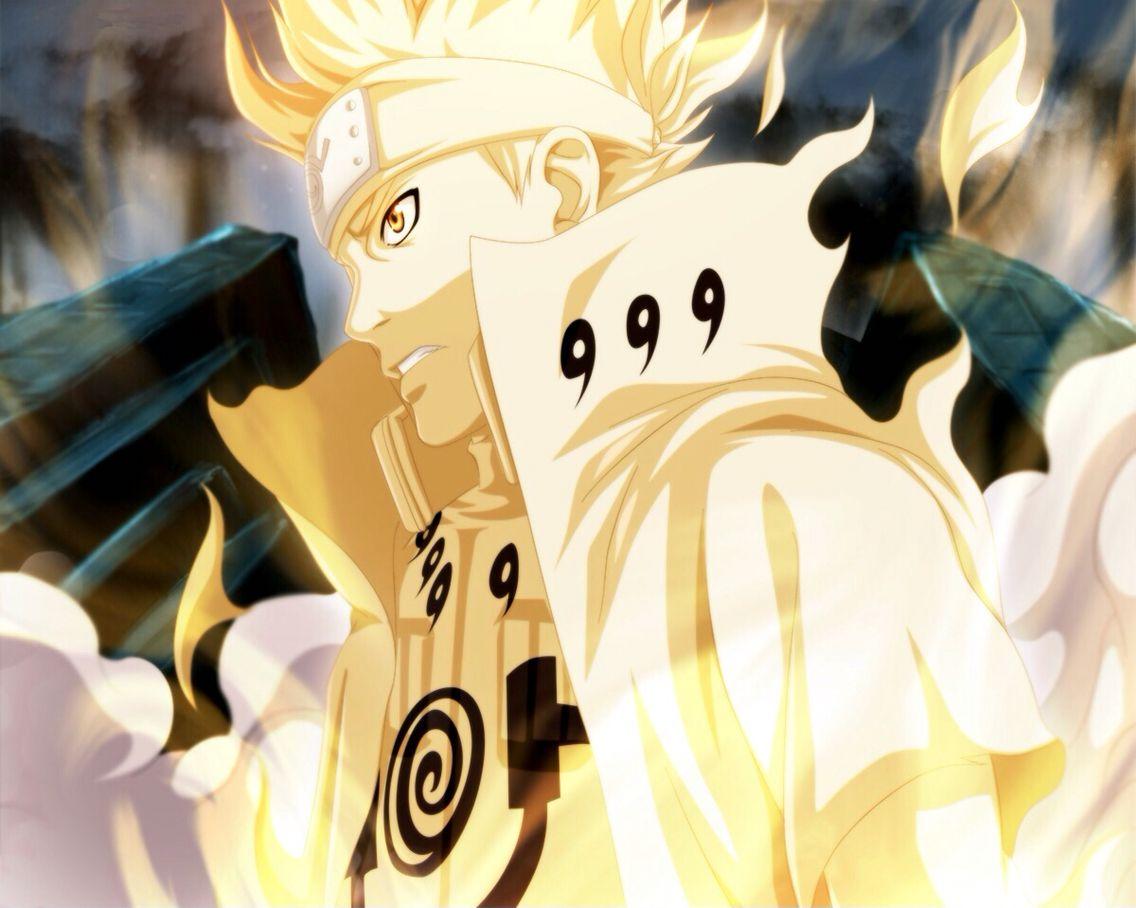 Naruto Sage Of Six Paths Mode Naruto Anime Images Anime