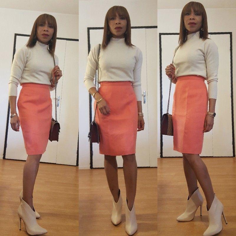 Épinglé sur jupe tendance