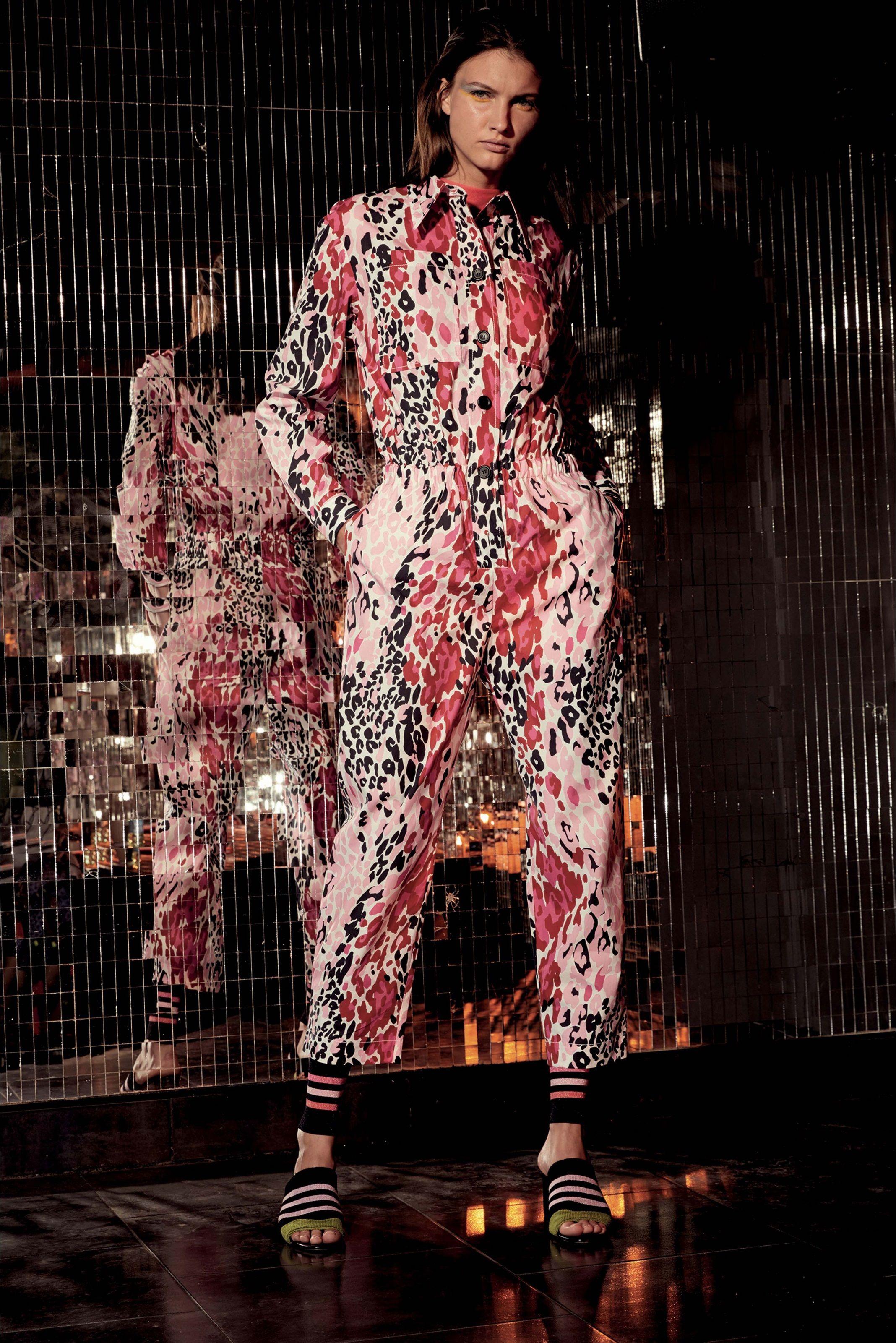 02d26b3f1e05 Sfilata M Missoni New York - Pre-collezioni Primavera Estate 2019 - Vogue