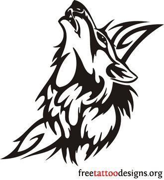 Wolf Tattoo Design Polynesian Maori And Tribal Style Tattoo Designs Tribal Wolf Tattoo Tribal Wolf Wolf Tattoo Design