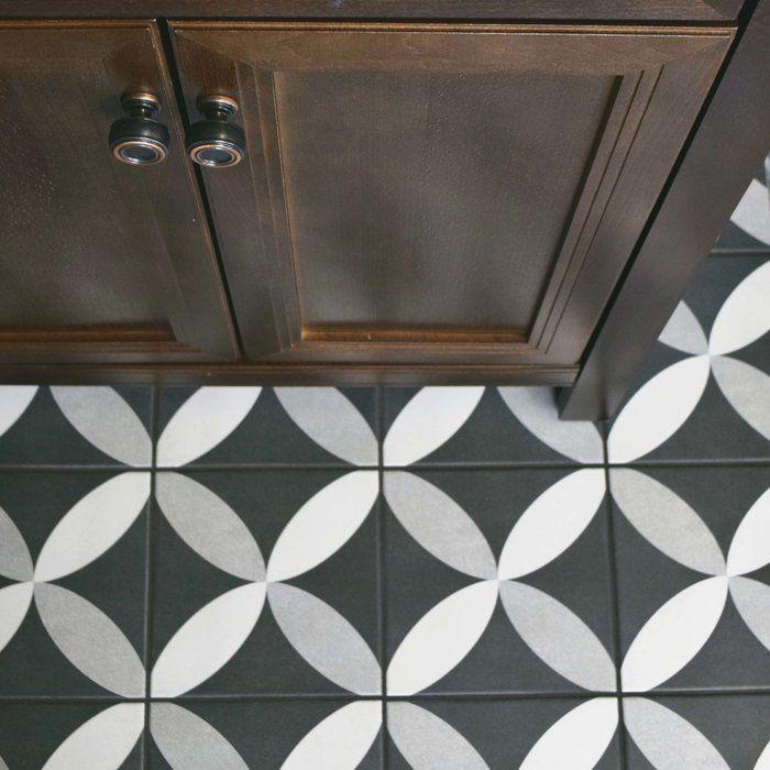 Forties 8 X Ceramic Field Tile