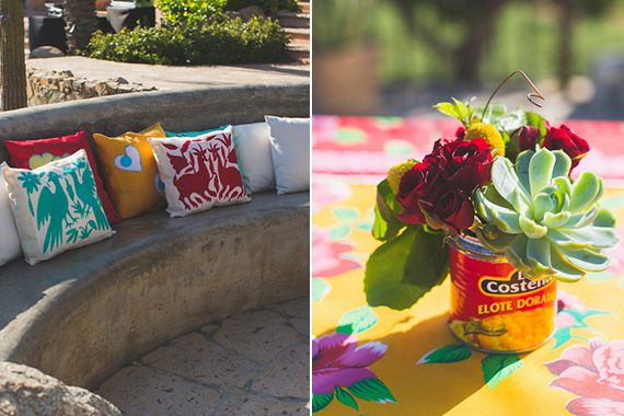 mexican decor photos by cana family 100 layer cake