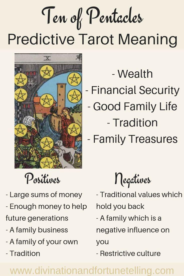 Future tarot meanings ten of pentacles tarot meanings
