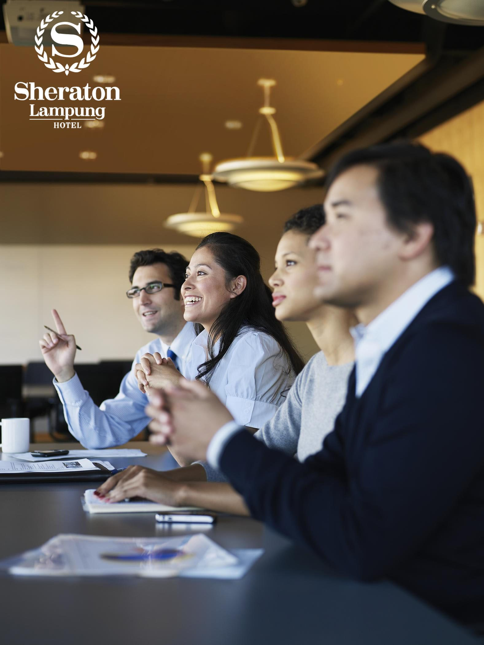 Sheraton Lampung Action Plans Are Better When Shared Sheraton Is