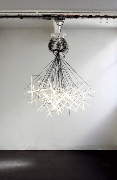 arik levy LED light | Chandelier