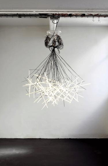 arik levy LED light   Chandelier