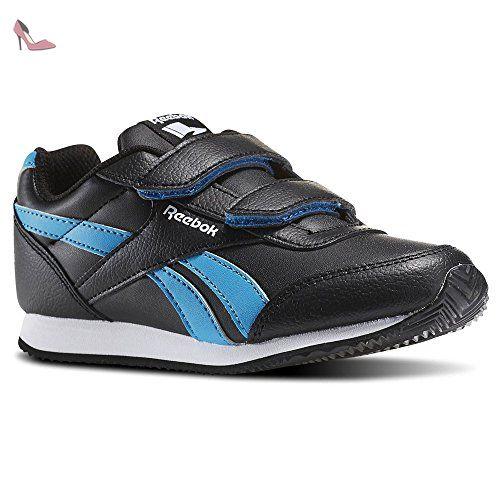 2f332d0c907c6 REEBOK JUNIOR SHOES ROYAL CL JOGGER - Color  Noir - 27 - Chaussures reebok (