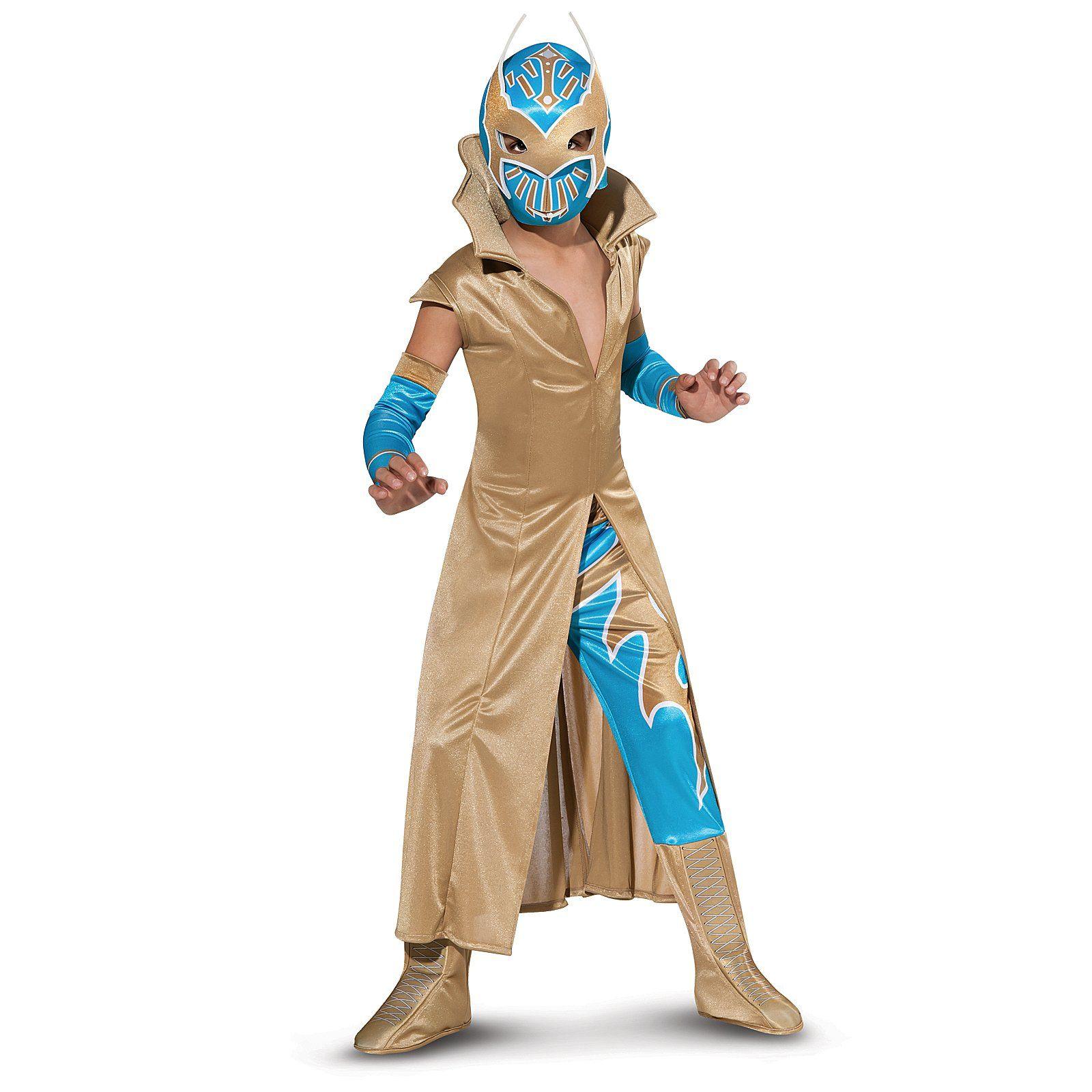 Owen' Halloween Costume Wwe Costumes Boy Kids