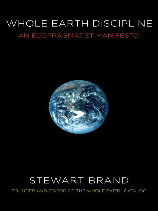 Title: Whole Earth Discipline | Author/Guest: Stewart Brand | Episode 06064 | #Books #ColbertReport