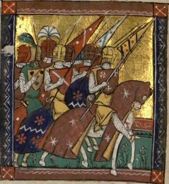 "MedioEvo Weblog:  ""Le Crociate: dalla Storia al Mito"" a Pisa, ""Patricii Ravennatis Cronica"" a Ravenna"