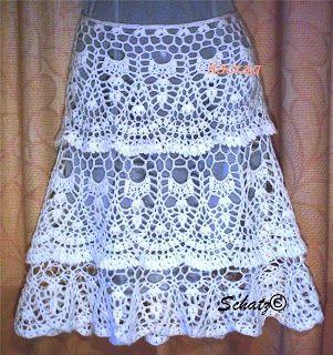 Crochet skirt with pattern crafing via crochet all level crochet skirt with pattern dt1010fo
