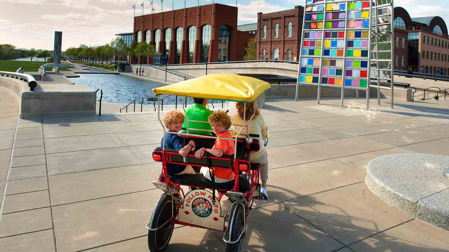 Kid Friendly Restaurants In Indianapolis An Insider S Guide Visit Indy