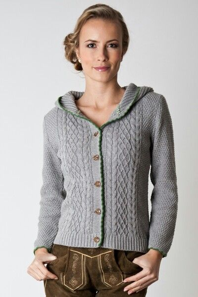 Trachtenjacke Knit On Knitt