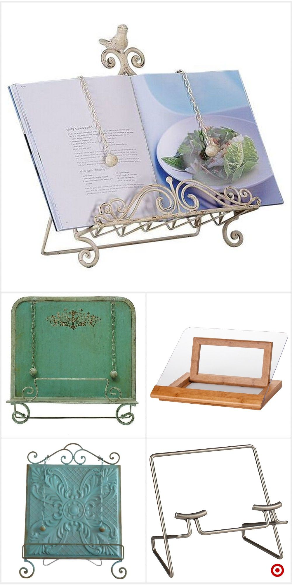 Shop Target for cookbook holder you will love at great low