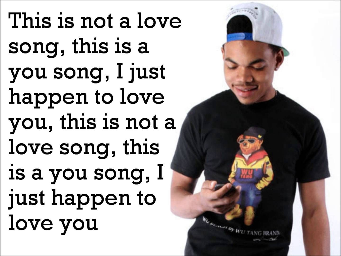 You Song - Lil Wayne (Feat. Chance the Rapper) [Lyrics ...