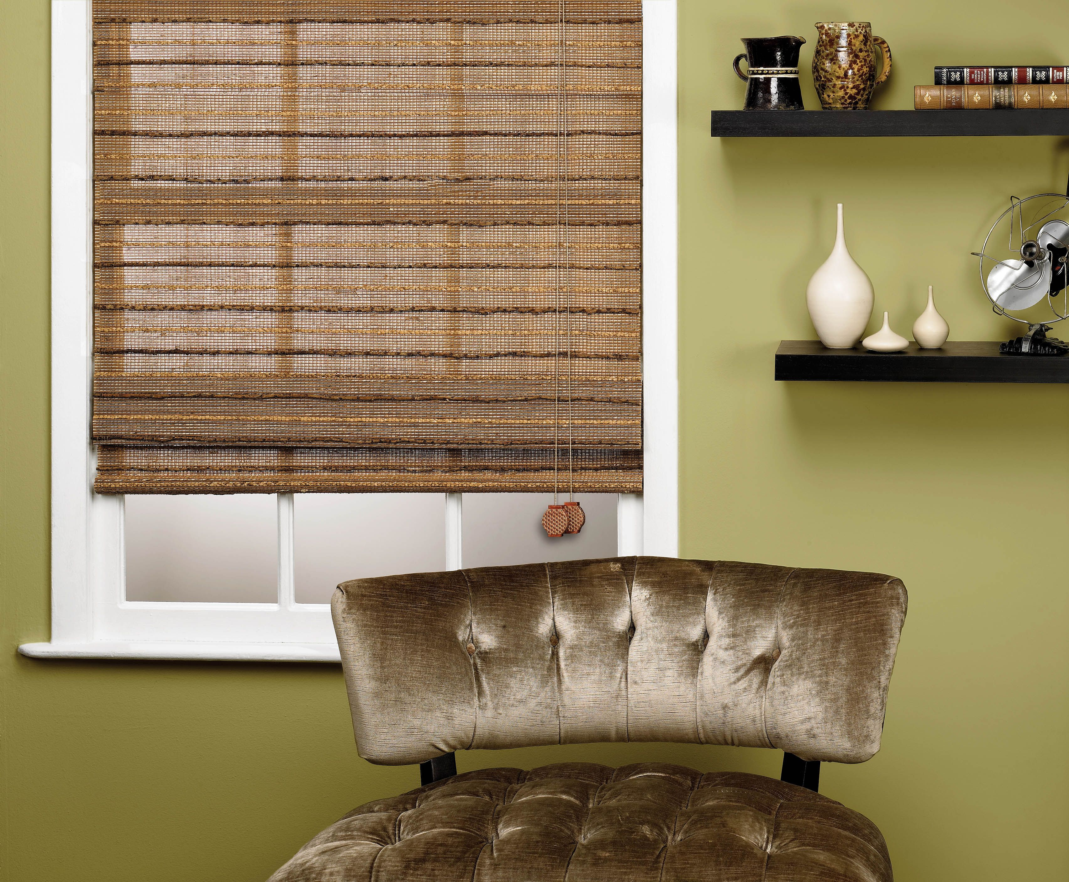 Window coverings wood  bamboo blinds by shades shutters blinds  allnatural  all natural