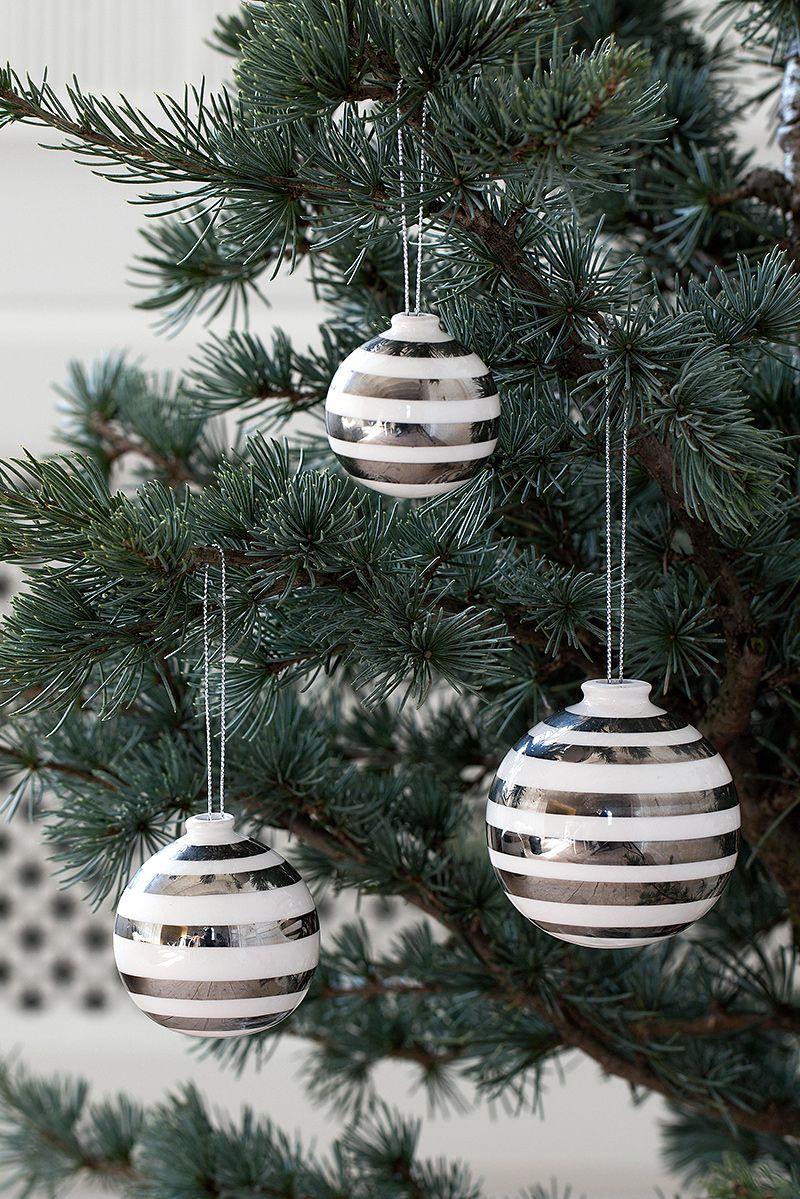 Christbaumkugeln Metall.Weihnachtsbaumschmuck Ideen Aus Holz Glas Papier Metall