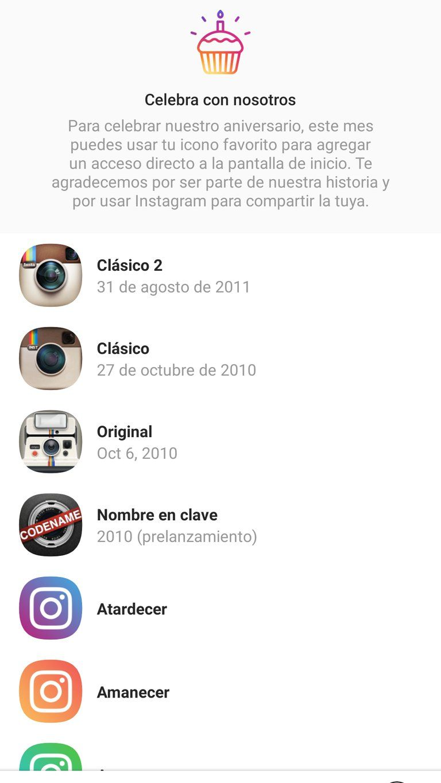 Cómo Cambiar El ícono De Instagram Infobae En 2020 Icono De Instagram Instagram Como Cambiar