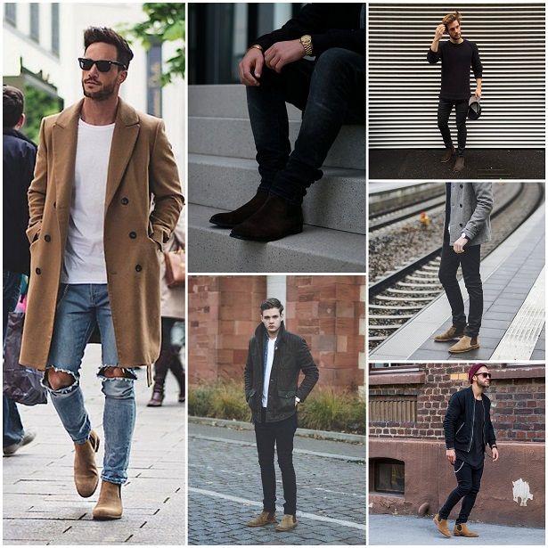 chelsea boots pour homme l gance fine chaussures. Black Bedroom Furniture Sets. Home Design Ideas