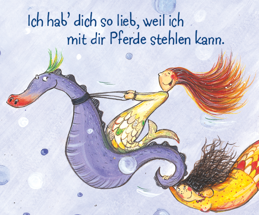 Kinderbuch Liebhaben Framily