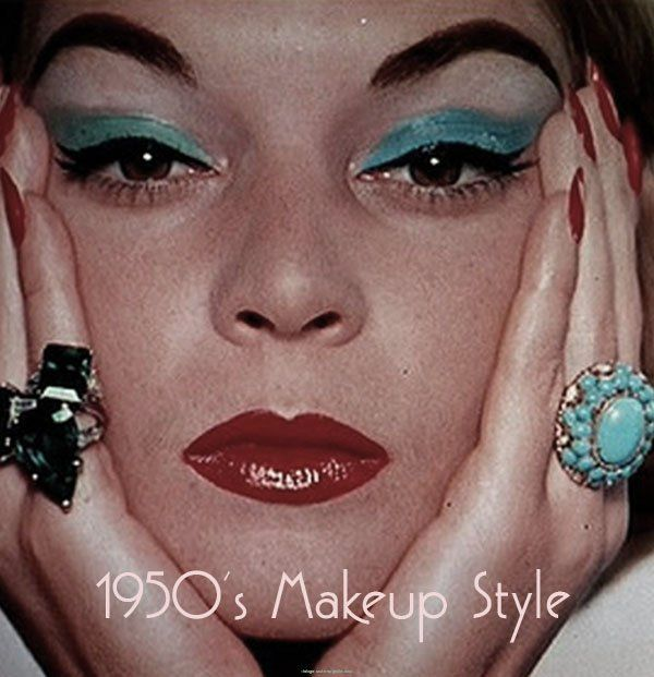 Ooo I Need To Get This Good With Liner 1950s Makeup Makeup