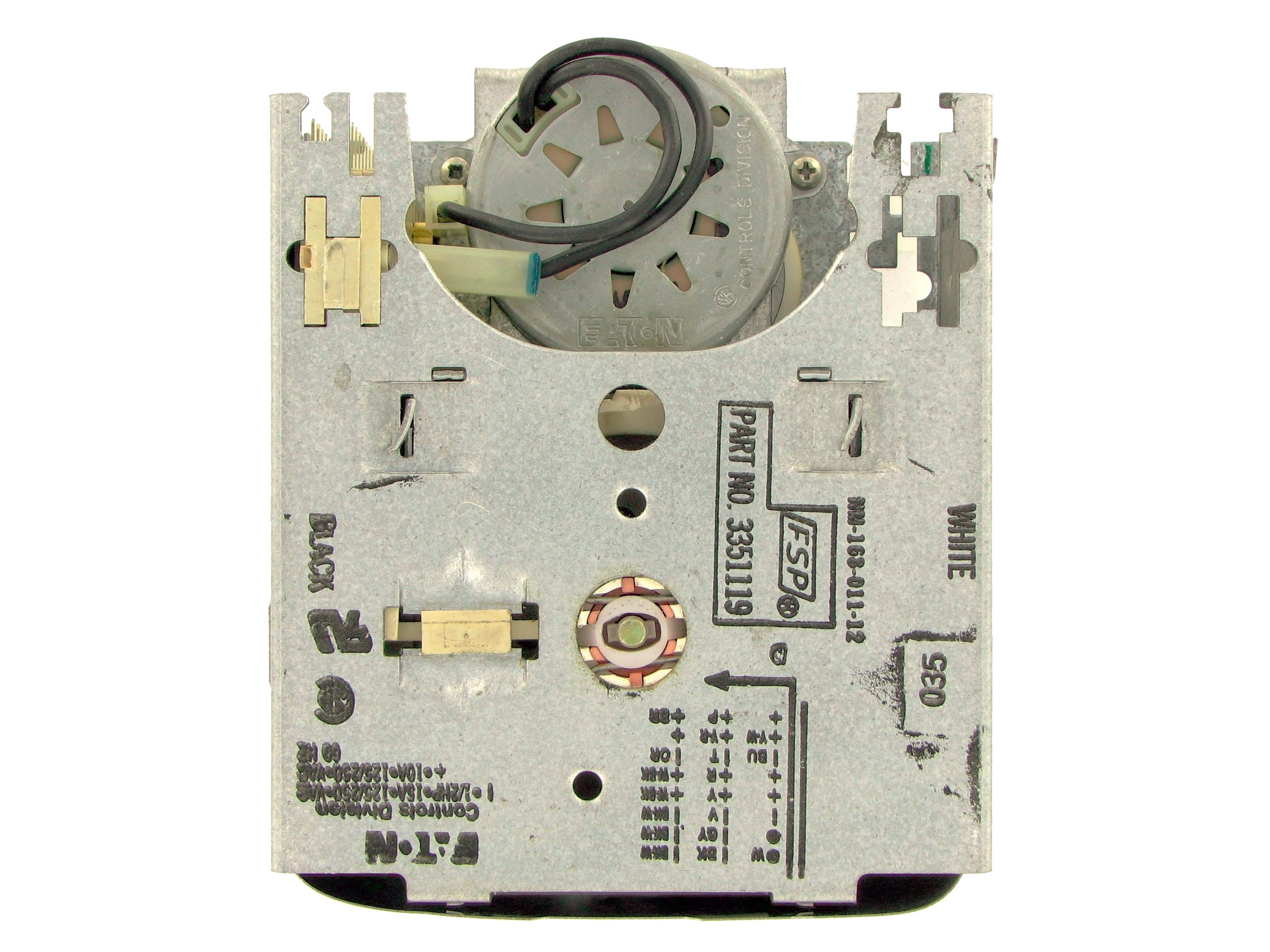 Whirlpool 3351119 Wp3351119 Laundry Washer Timer Control Boards Electronic Circuit For Washing Machine Board