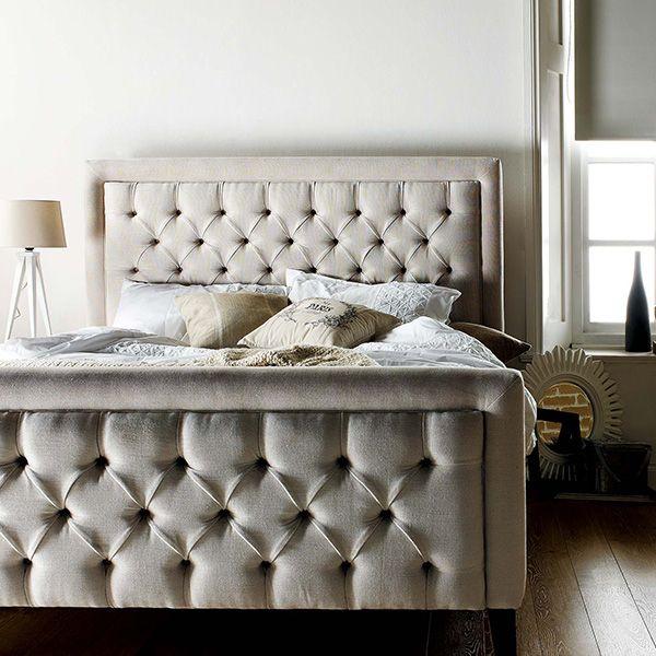 The Jerome High End Bed Frame - Bedroom Furniture - Bedframes ...