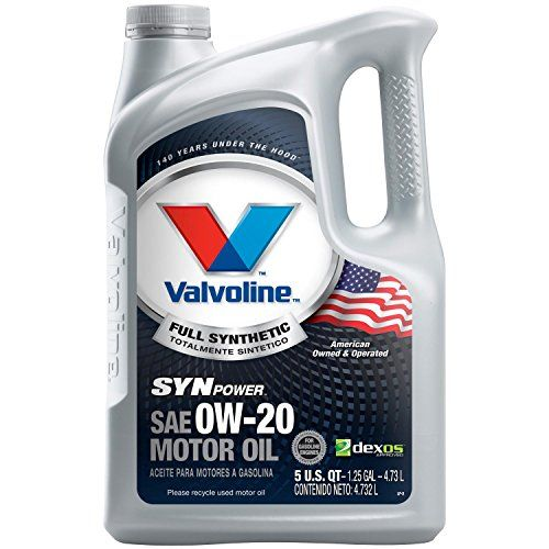Top 10 Valvoline Full Synthetic Oils Of 2020 Motor Oil Synthetic Oil Oils