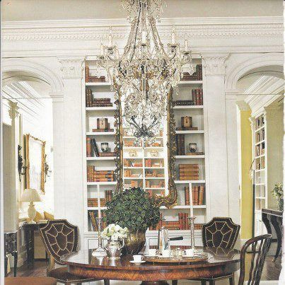 Gorgeous Room - Dine  Read Dining Room - Formal Pinterest
