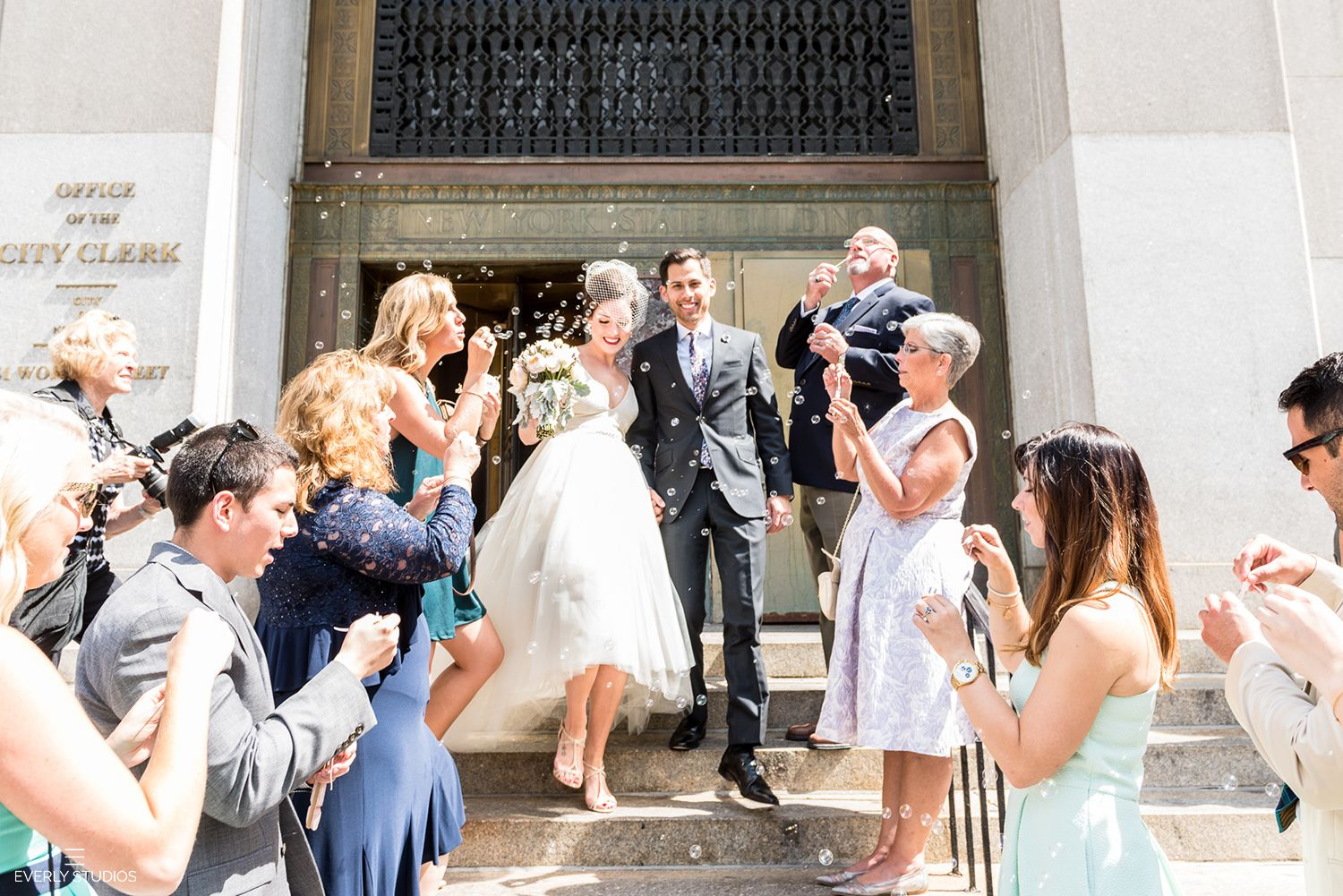 Cali And Jd S New York Elopement At City Hall And Grand Central Nyc City Hall Wedding City Hall Wedding Manhattan Wedding