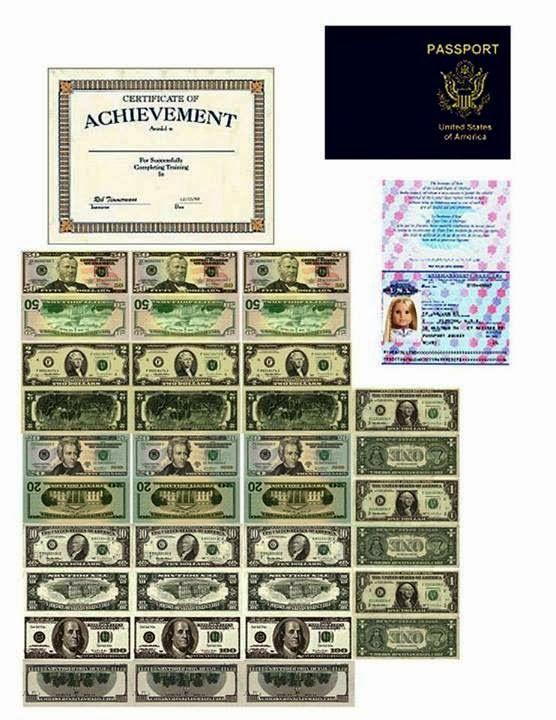 Money Printable