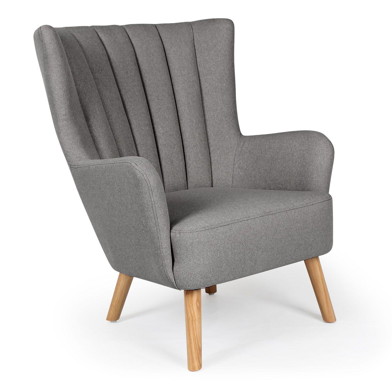 Le fauteuil VIDAL est un fauteuil très confortable muni d\'un coussin ...