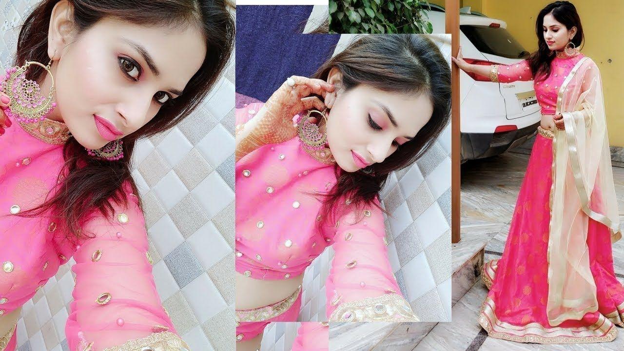 Cosmetics USA - Indian Wedding Guest Makeup Look - Party Makeup ...