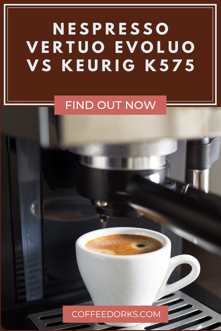 We've put together this Nespresso & Keurig HeadtoHead
