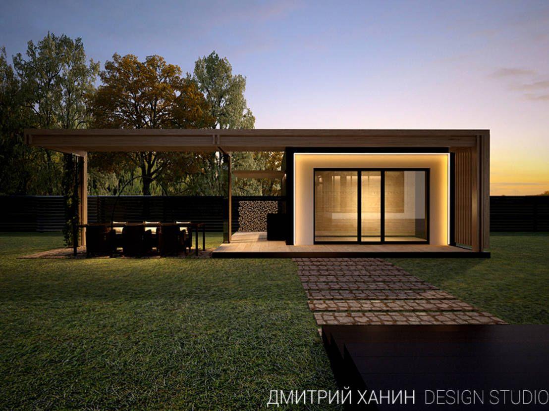 10 Fachadas Modernas Cubo Cual Te Gusta Mas Homify Fachadas Modernas Fachadas Minimalistas Casas Prefabricadas Modernas