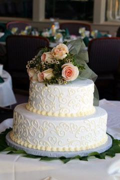 Collections 2 Tier Wedding Cake - Wedding Ideas