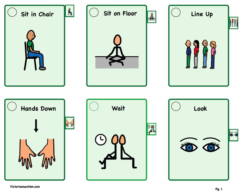 Visual Strategies for Autism - Linda Hodgdon-Speech ...