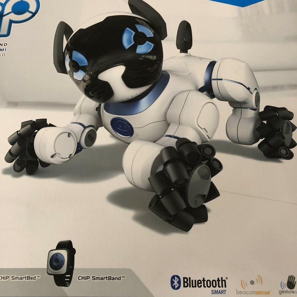 NEW! CHiP: The Lovable Robot Dog MSRP $395 771171108054