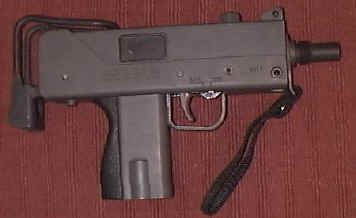 MAC-10 in .45 ACP,  Powder Springs/RPB double stamp gun - A MAC 10 History Lesson - FirearmsID.com