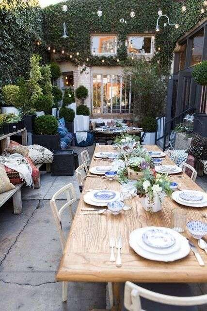 Come arredare un terrazzo per una festa - Arredare un terrazzo per ...