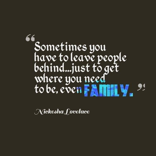 srn leaving family behind be yourself quotes quotes