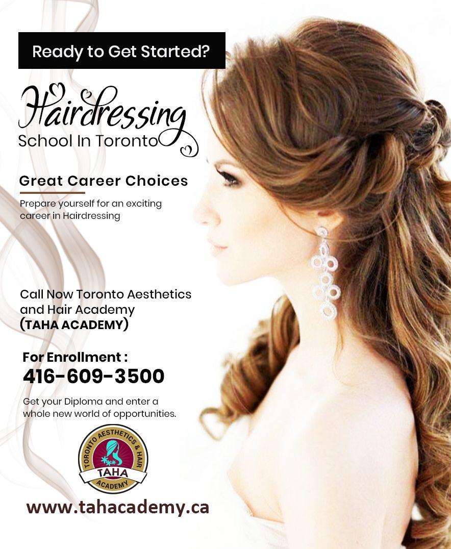 Hairdressing School In Toronto Hairdresser Hair Academy Hair