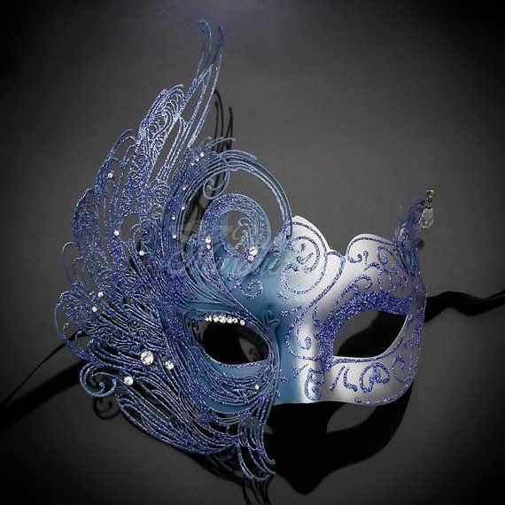 .Masquerade Mask, Masquerade Ball Masks, Mardi Gras Mask, Masquerade Ball Masks [Blue Glitters] #Ball #Blue #Glitters #Gras #Mardi #Mask #Masks #Masquerade #Masquerade mask blue