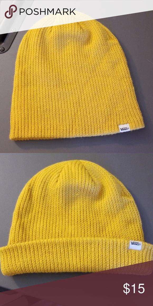 Nwot vans beanie Nwot vans beanie Vans Accessories Hats | My