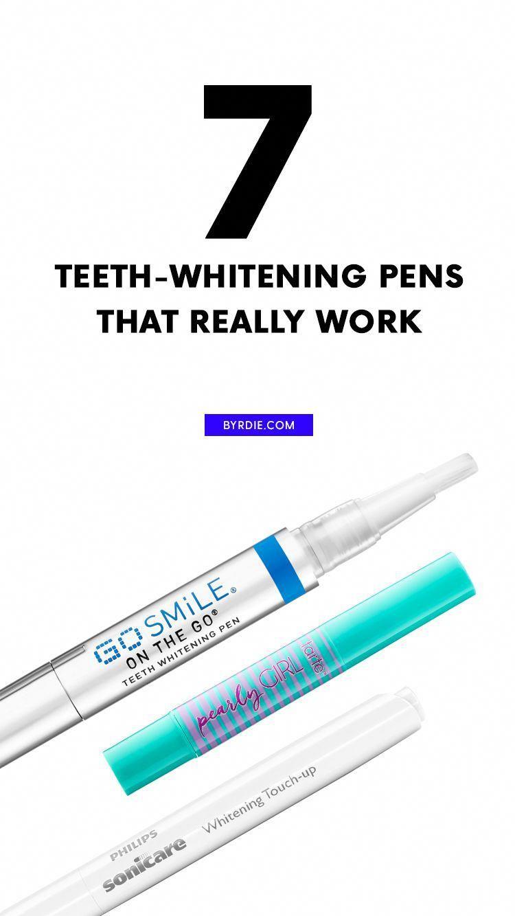 The Best Teeth Whitening Pens Diy Whitening Teeth In 2018