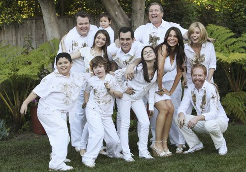 Modern Family!  One of the Best shows on TV!